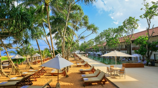 Pandanus Beach Resort