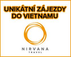 Vietnam dovolená